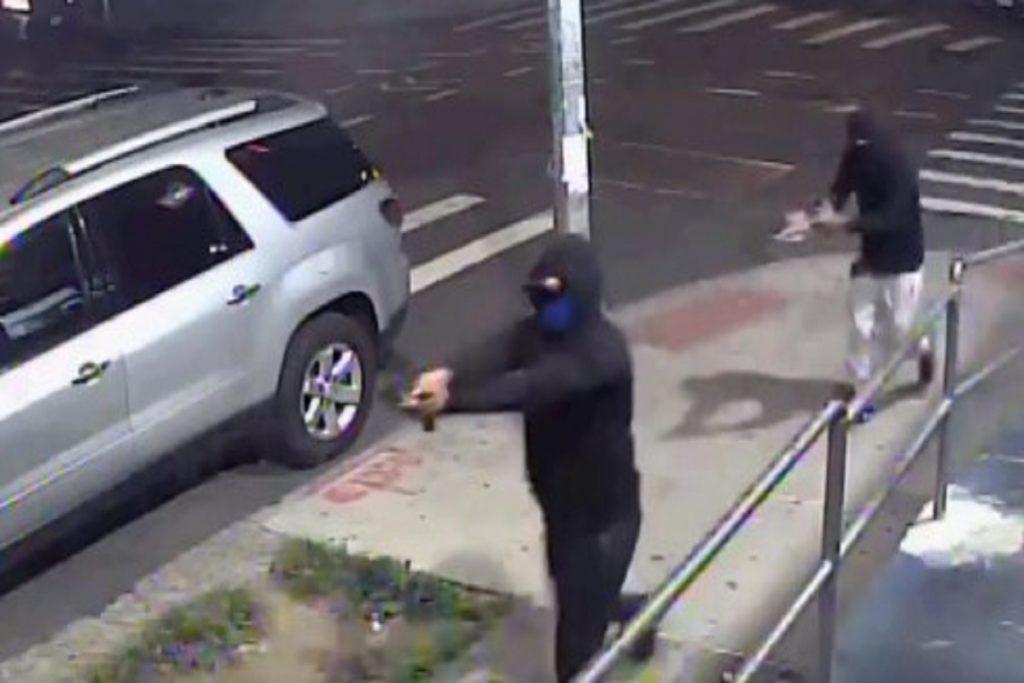 10 people got shot, 7 innocent people were also shot. It happened in North Corona