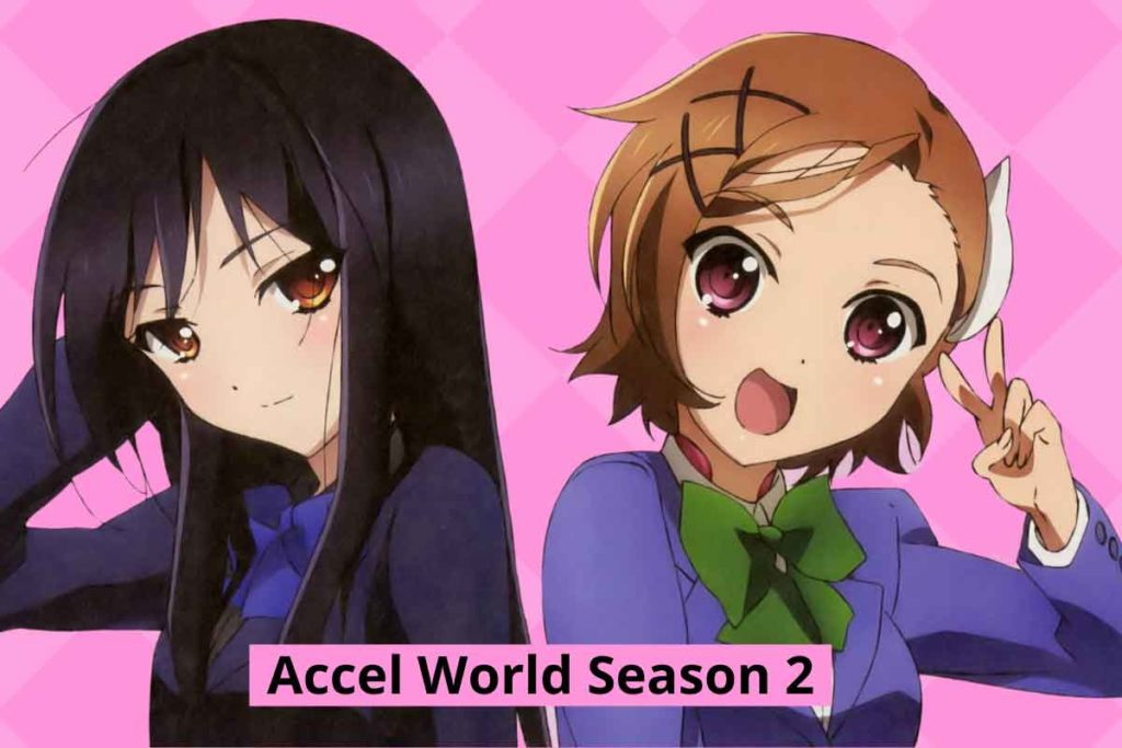 Accel World Season 2: When Is It Coming Out?