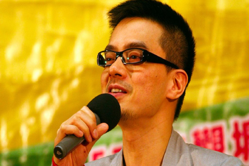 Anthony Wong, the singer from Hong Kong, has been charged with corruption.