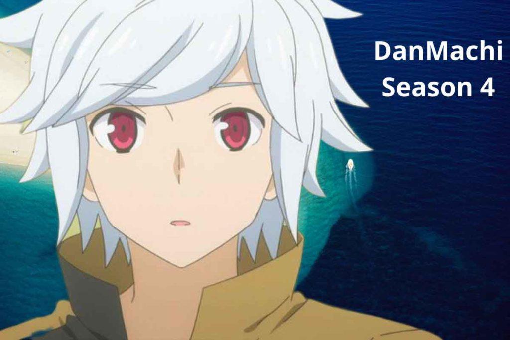 DanMachi Season 4 Release Date