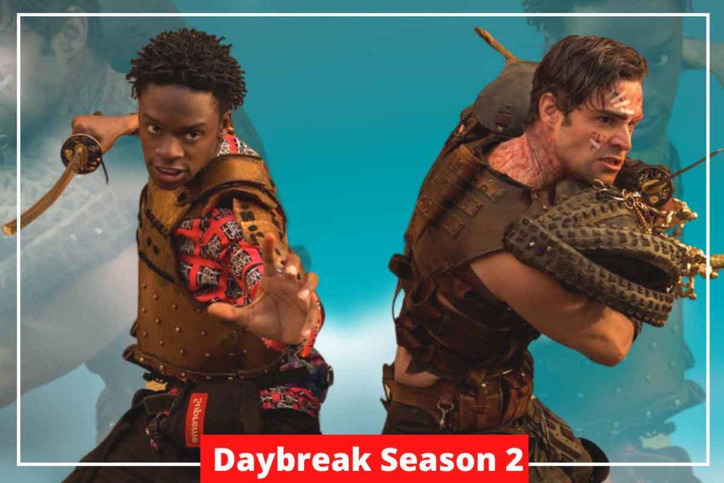 Daybreak Season 2
