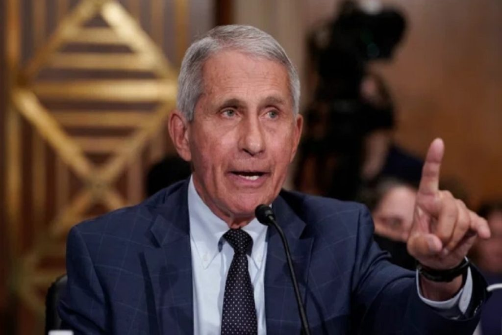 Fauci says that Americans who are not vaccinated are helping Delta spread.