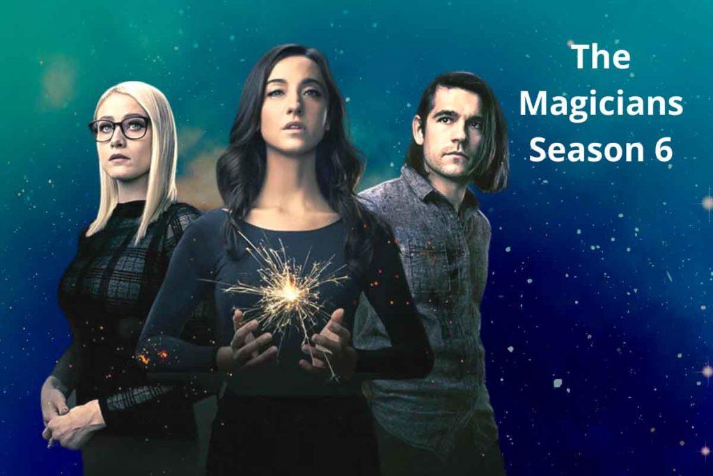 The Magicians Season 6