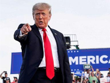 The War Chest that Trump Built $102 Million