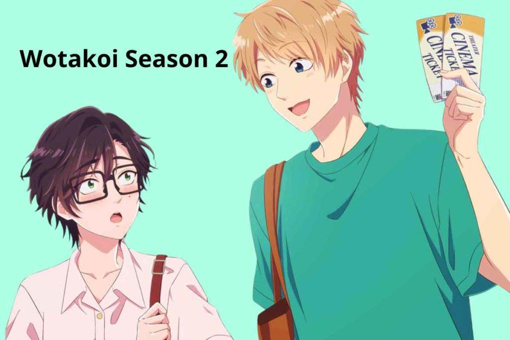 Wotakoi Season 2