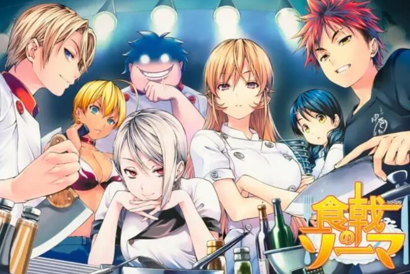 Food Wars Season 3 Dubbed: Release Date and More Updates You Need to Know
