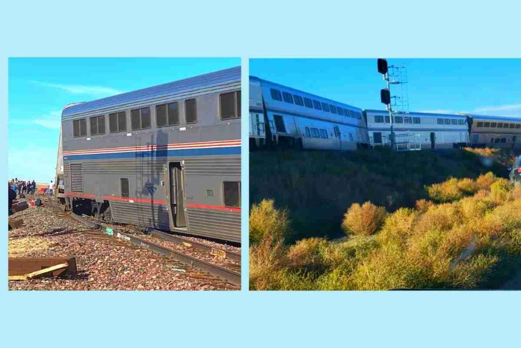 At Least 3 People Are Dead After an Amtrak Train Derailed in Montana