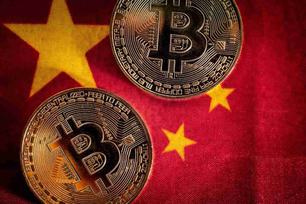 Bitcoin and Ethereum Sink as China Intensifies Crackdown on Cryptocurrencies (china fud bitcoin )