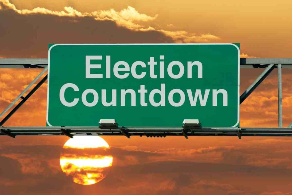 California 2021 Governor Recall Election: Voting on November 2nd, 2021
