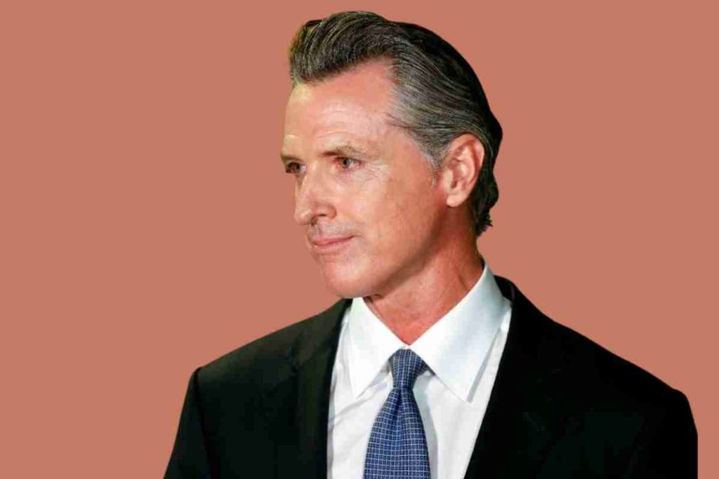 Gavin Newsom : California to Replace the Word 'alien' From Its Laws