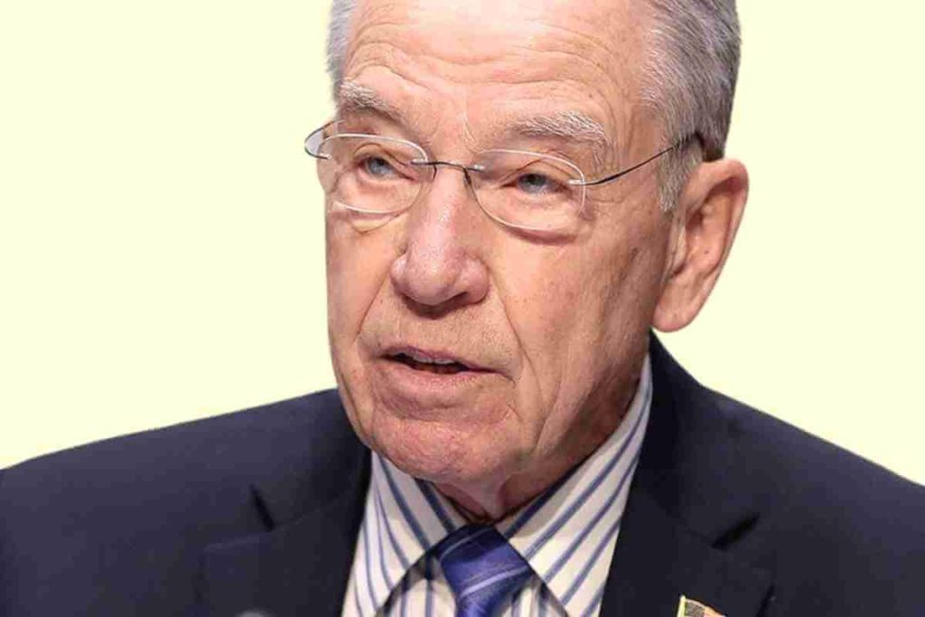 Chuck Grassley Leads Finkenauer by 18 Points in Hypothetical Matchup Poll (1)
