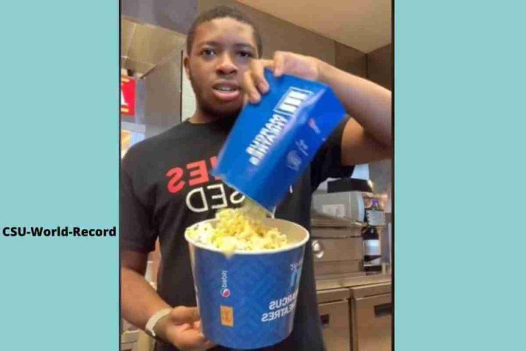Cinema worker goes viral after 'Reveals' popcorn 'scam' in TikTok video
