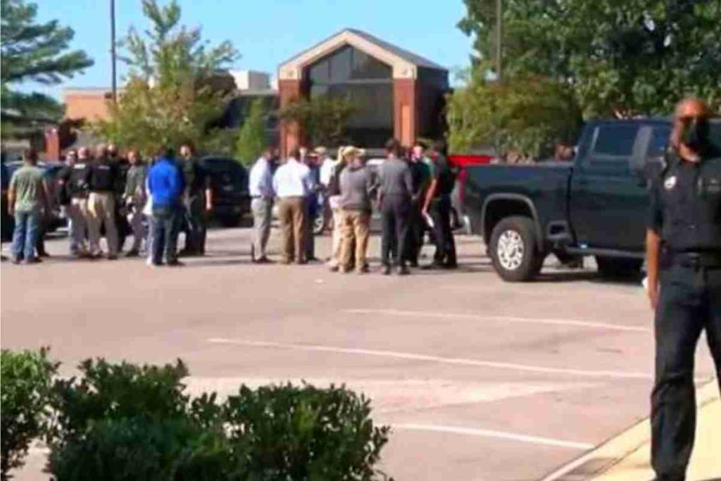 Collierville Police Shooter in Tennessee Kills 1, Injures 12, Apparently Kills Self