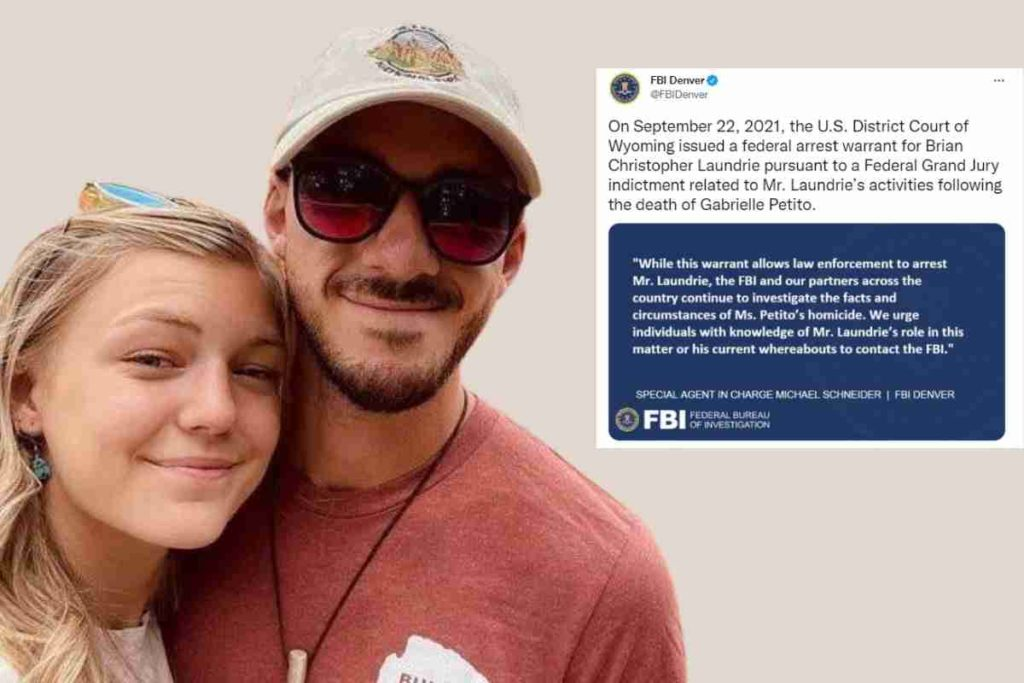 Cops Swarm Fla. Preserve as Manhunt for Indicted Gabby Petito Fiancé Intensifies
