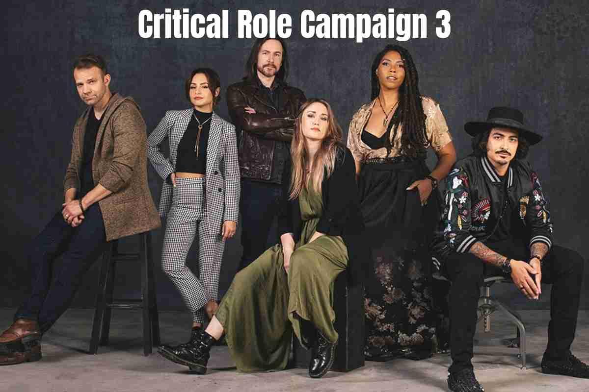 Critical Role Campaign 3 October Premiere Date Announced, Will Simulcast in Movie Theaters