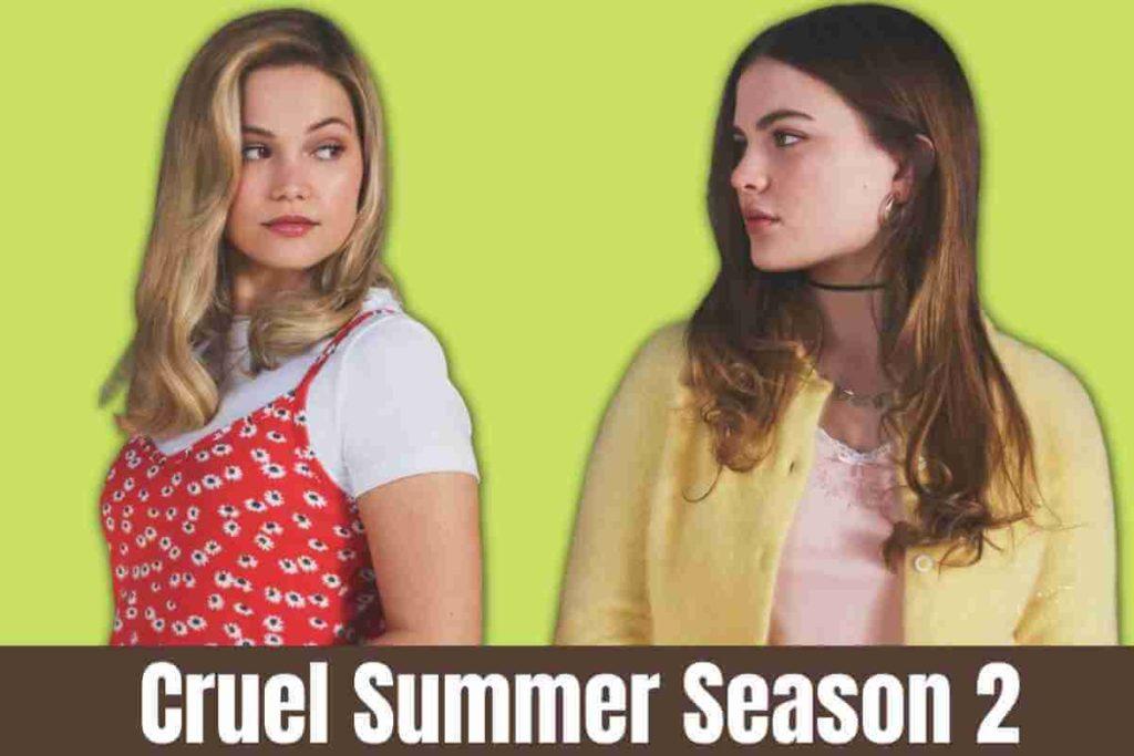 Cruel Summer season 2 Release Date, Cast and Plot (1)