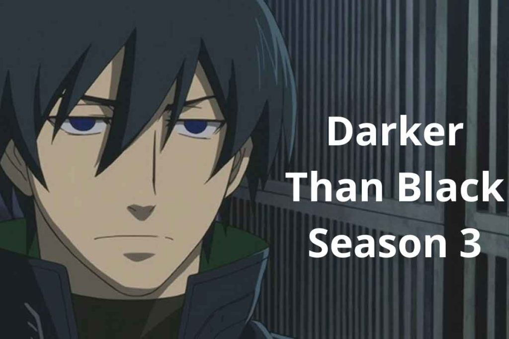 Darker Than Black Season 3