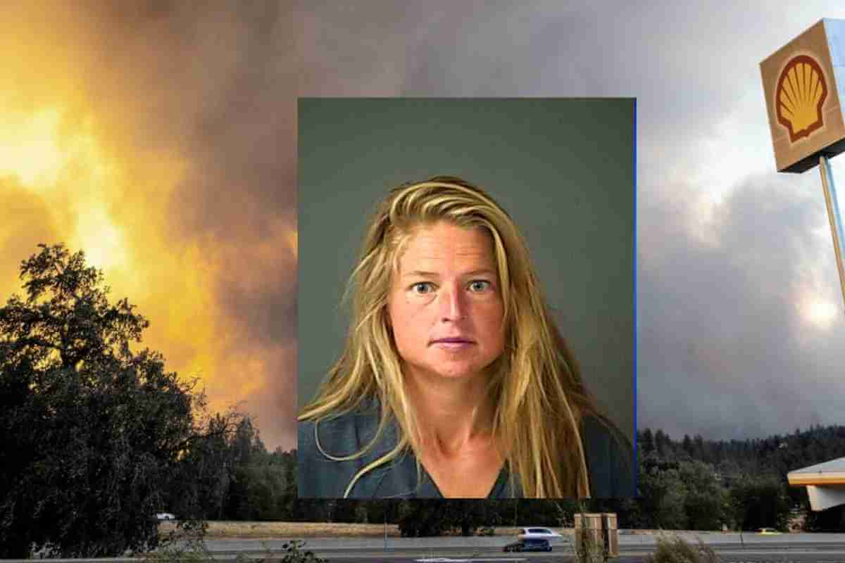 Fawn Fire Arson Suspect Claims She Aimed to Boil 'bear Urine' Out of Water (1)