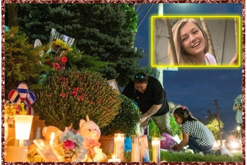 Gabby Petito Candlelight Vigil in NY Hometown of Long Island