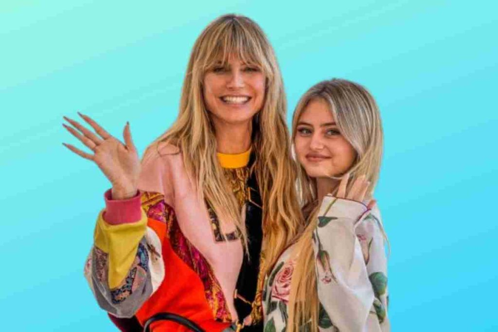 Heidi Klum's Daughter Leni, 17, Returns to the Runway and Mom Couldn't Be Happier (1)