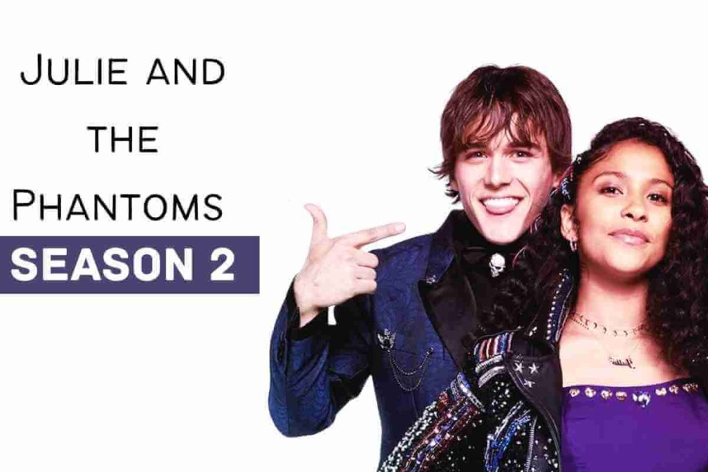 Julie and the Phantoms Season 2 Release Date, Cast and Plot (2)