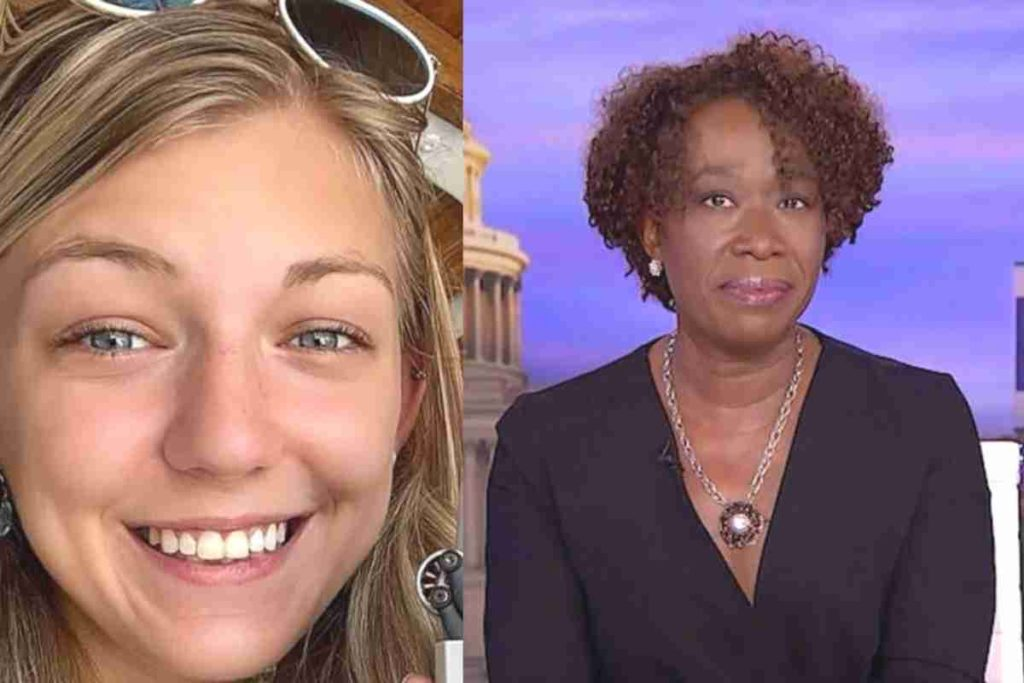 MSNBC's Joy Reid Dismisses Focus on Gabby Petito Case as 'missing White Woman Syndrome'