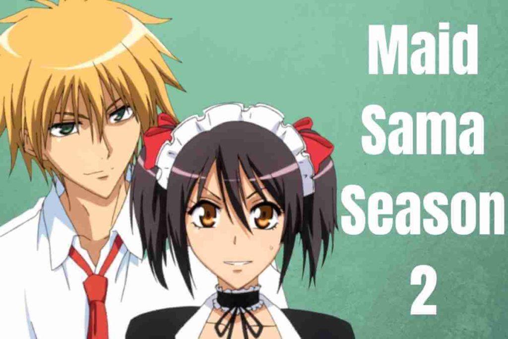 Maid Sama Season 2 Release Date, Cast, And Plot (1)