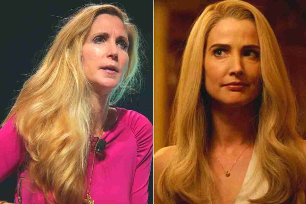 The Women of 'impeachment' Explained: Ann Coulter
