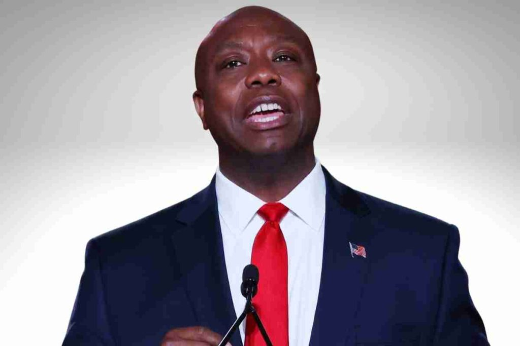 Tim Scott Slams Democrats for Walking Away From Police Reform Negotiating Table
