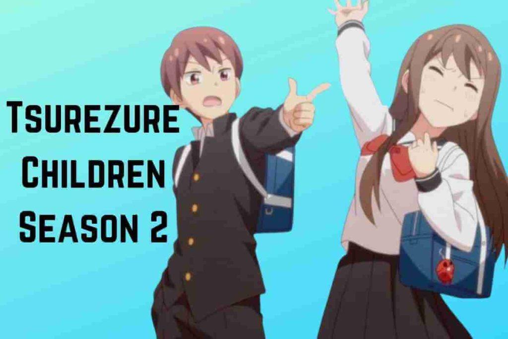 Tsurezure Children Season 2 Release Date, Cast and Plot (1)