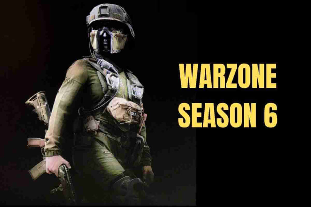 Warzone Season 6 Release Date, Weapon and Map (1)