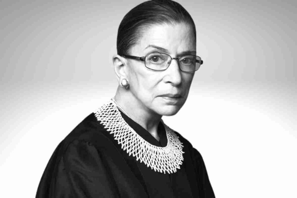 We have Never Felt Ruth Bader Ginsburg's Absence More Than Ever Before (1)