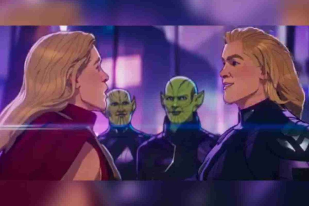 What If... Clip Features Party Thor, Skrulls and the Grandmaster
