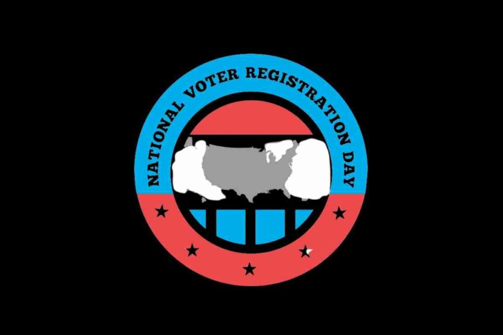 What is National Voter Registration Day
