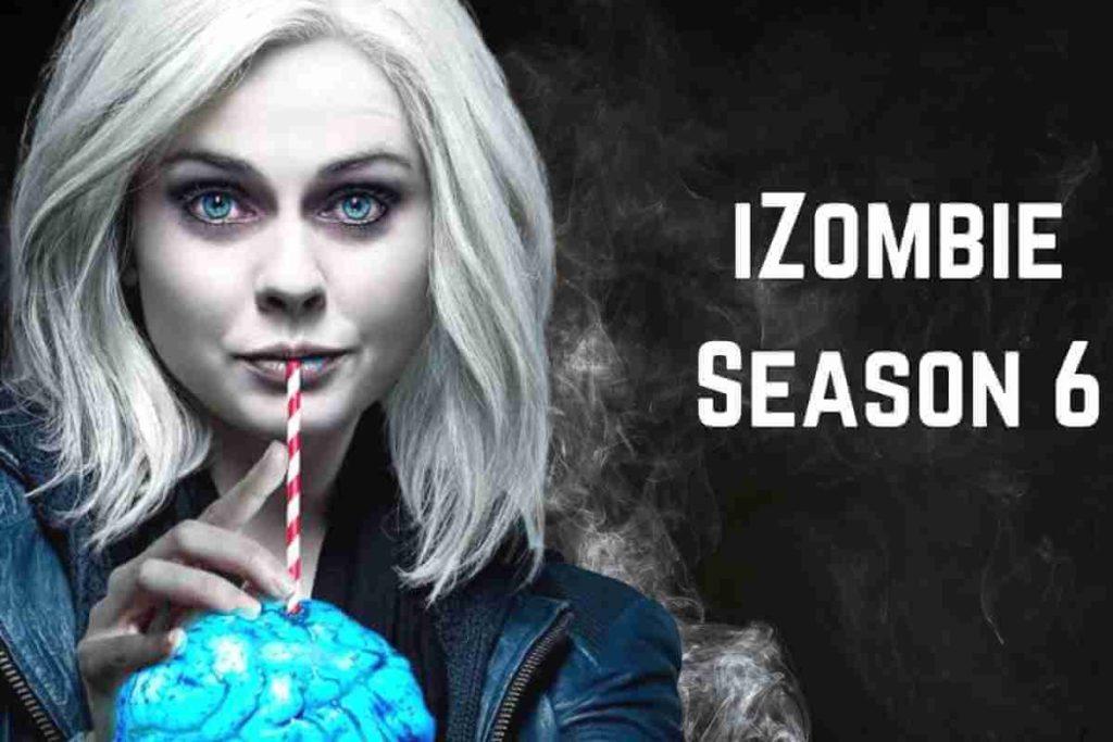 iZombie Season 6 Latest Update (2)