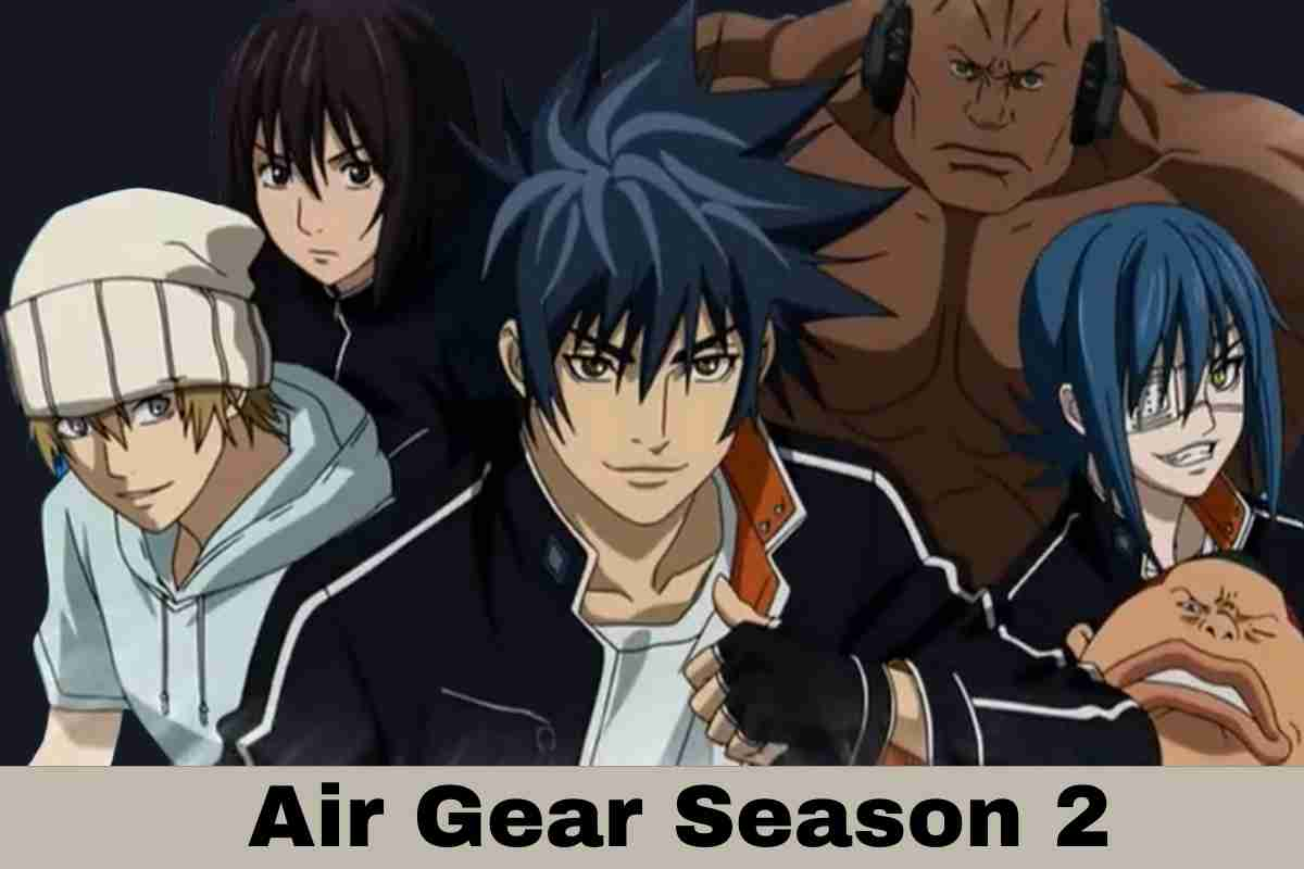 Air Gear Season 2 Canceled But Why Is There Any Hope For Return
