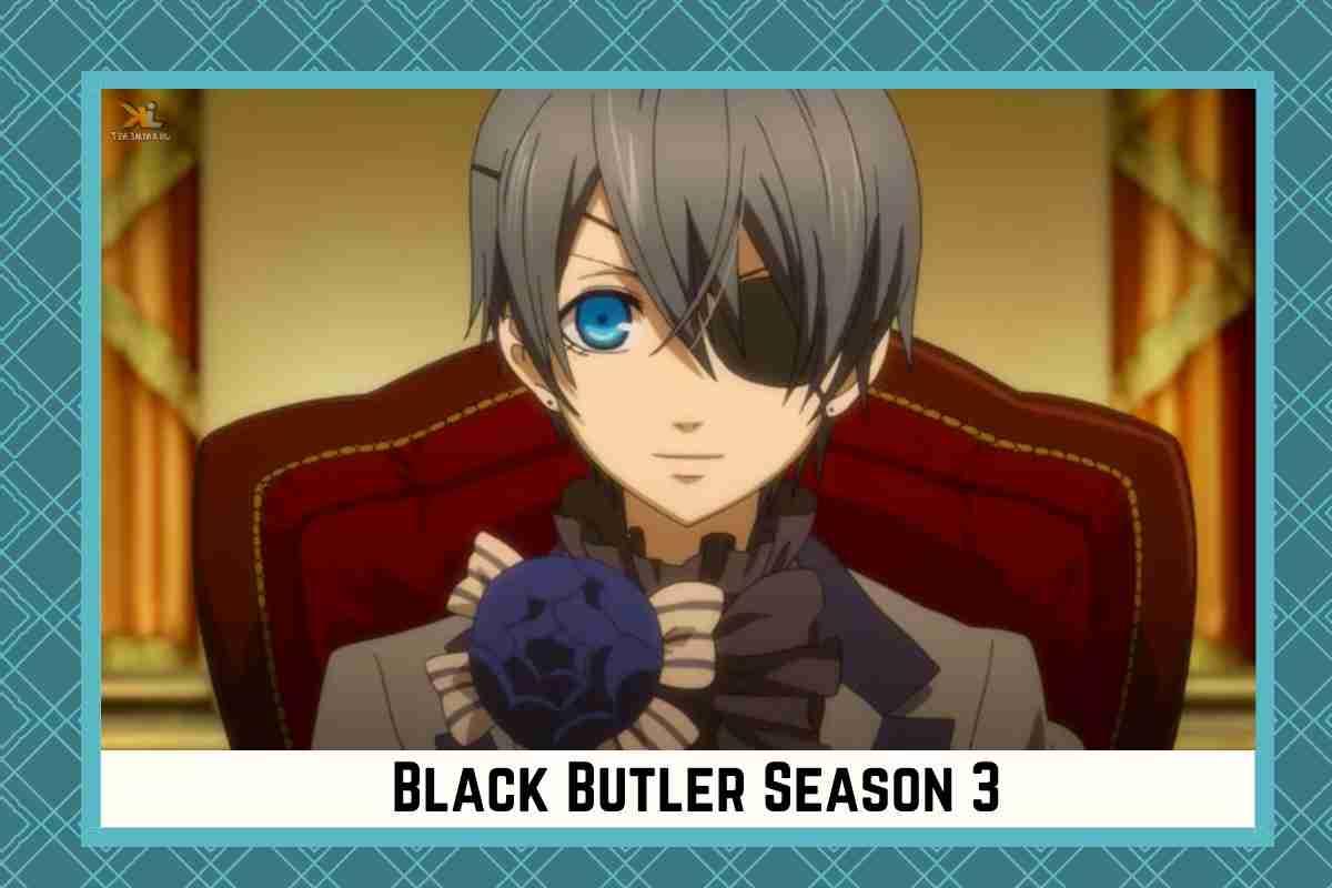 Black Butler Season 3 Review