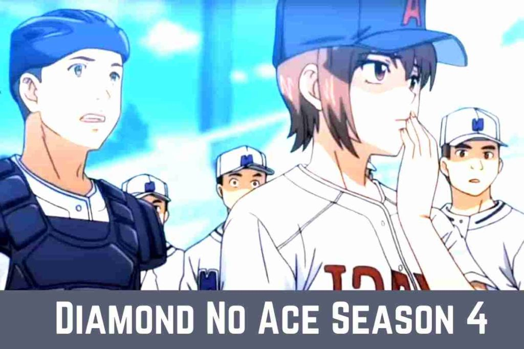 Diamond No Ace Season 4 Release Date Is Officially Announced (2022)