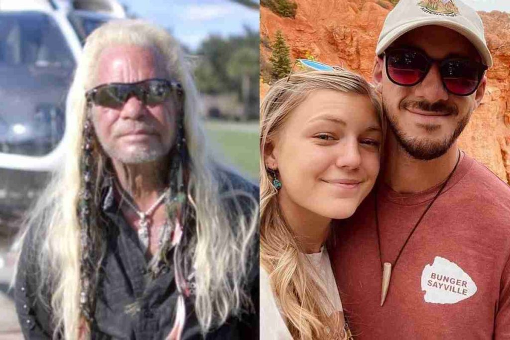 Dog the Bounty Hunter 'getting Crazy Tips' on Brian Laundrie Gabby Petito Case