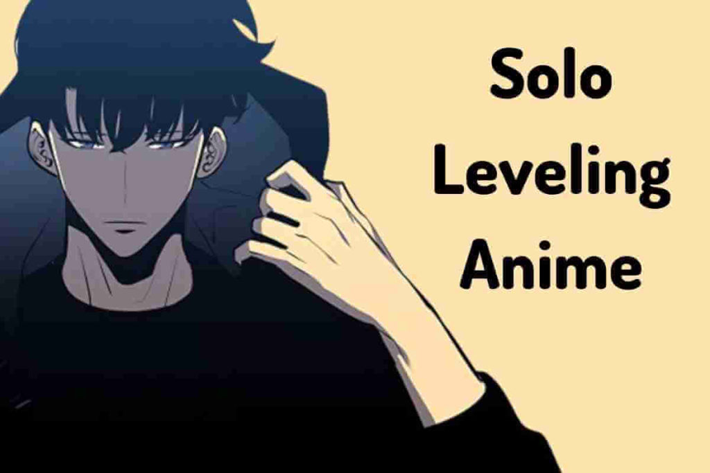 Solo Leveling Anime Everything you want to know (1)