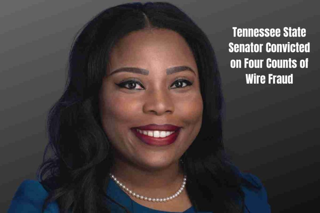 Tennessee State Senator Convicted on Four Counts of Wire Fraud