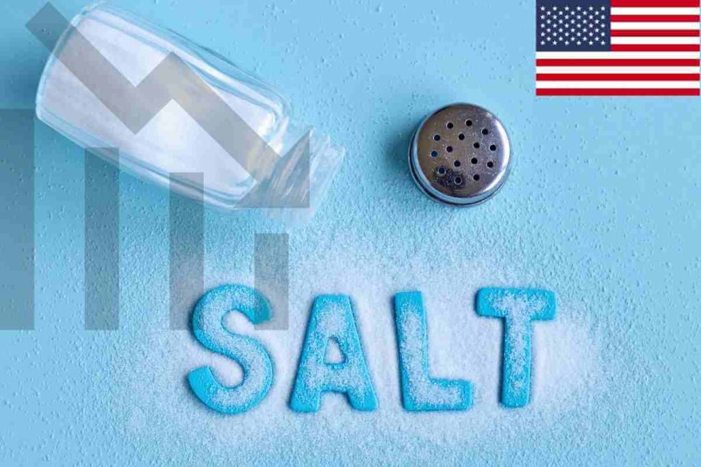 US Targets Purchased Foods in The Campaign to Reduce Salt Use